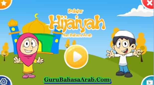 Aplikasi Android Belajar Hijaiyah dan Bahasa Arab