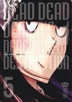 Big Kana, Critique Manga, Dead Dead Demon's, Inio Asano, Kana, Manga, Seinen,