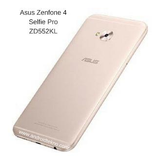 Harga dan Spesifikasi Asus Zenfone 4 Selfie Pro ZD552KL