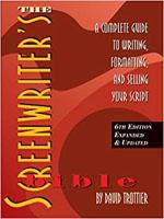 Screenwriter's Bible by David Trottier
