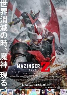 Mazinger Z Movie: Infinity BD Sub Indo