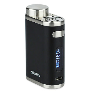 Innovative battery cap design on iStick Pico!