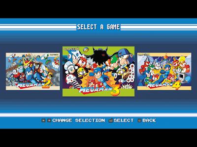 洛克人傳奇合集+修改器(Mega Man Legacy Collection)!