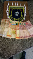 Guarda Civil de Boituva detém traficante pelo bairro Novo Mundo