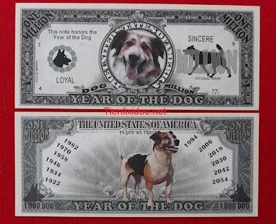 Tiền con chó triệu đô