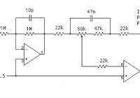 echo effect with ic pt2399 4558 electronic circuit rh elcircuit com