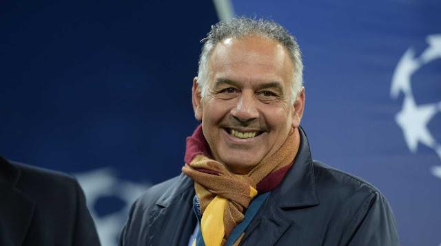 Jim Pallotta AS Roma