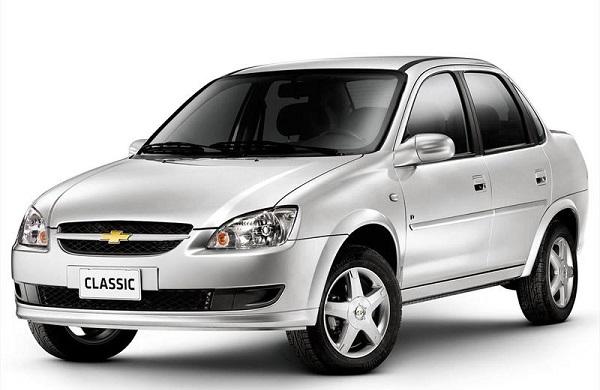 Chevrolet Corsa Classic Auto Uber