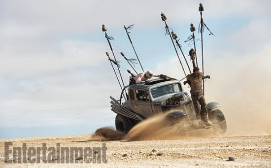 Foto de Mad Max:Fury Road en EW