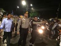 Tidak Diberikan Izin Oleh Polisi Takbir Keliling, Anggota FPI Yang Pengganguran Ini Memaki Polisi