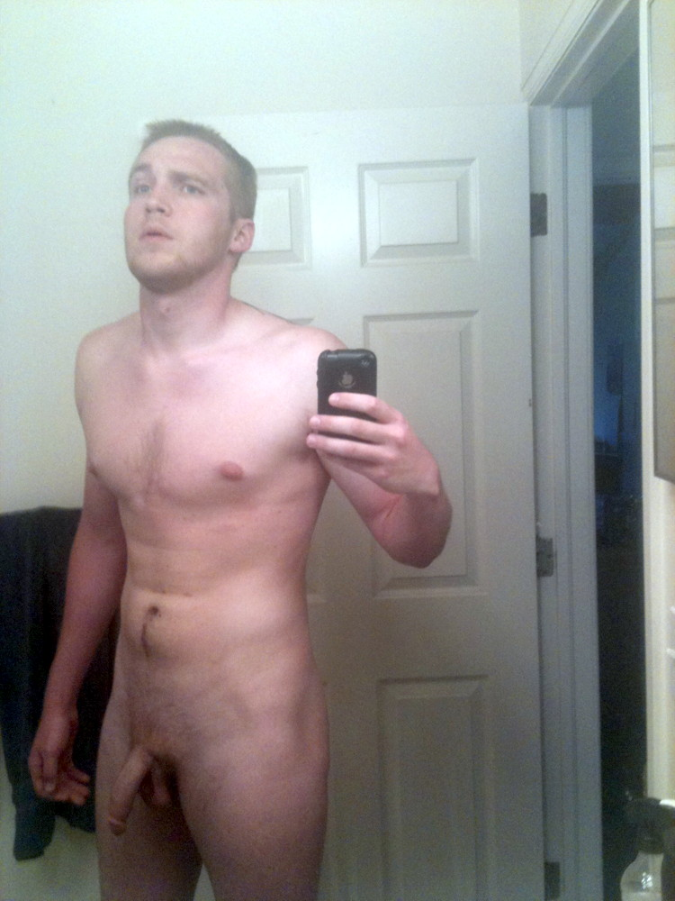 Sexy male mirror nudes something is