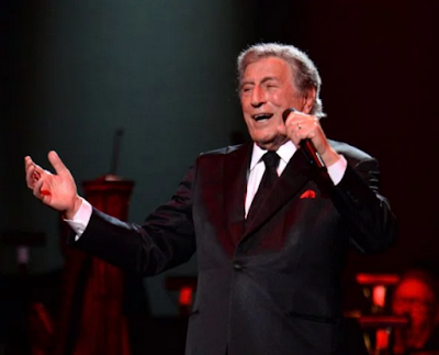 90 year old singer, Tony Bennett cancels concert over ill health