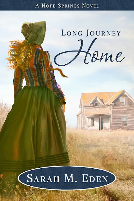 Heidi Reads... Long Journey Home by Sarah M. Eden
