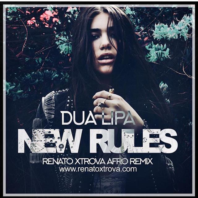 House music forever dua lipa new rules renato xtrova for House music remix