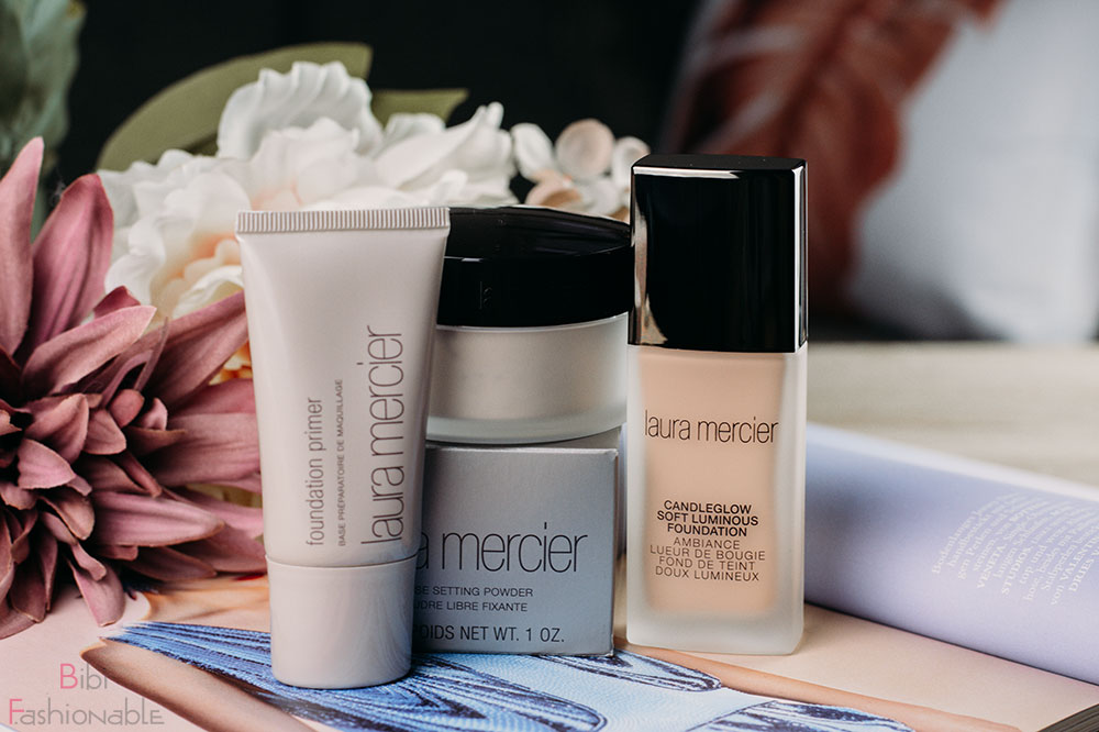 Flawless but natural Skin Laura Mercier Titelbild