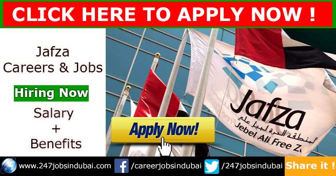 Job Openings at Jafza and Careers Opportunities UAE