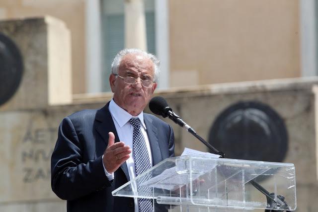 Γ. Παρχαρίδης: «Θέμα πανανθρώπινο η αναγνώριση της Γενοκτονίας των Ελλήνων του Πόντου»