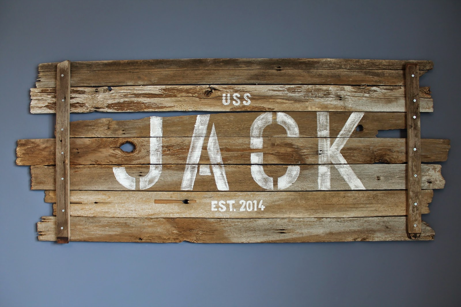 The Pledger Family Jack S Nautical Nursery