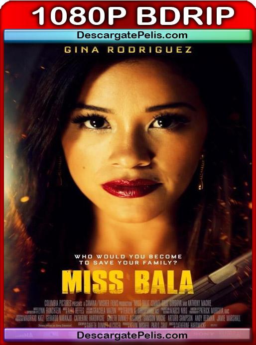Miss Bala 2019 1080P BDRIP Latino – Ingles