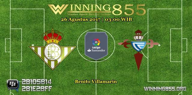 Prediksi Skor Real Betis vs Celta Vigo