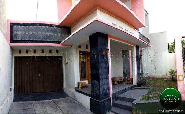 Rumah dekat Monumen Yogya Kembali
