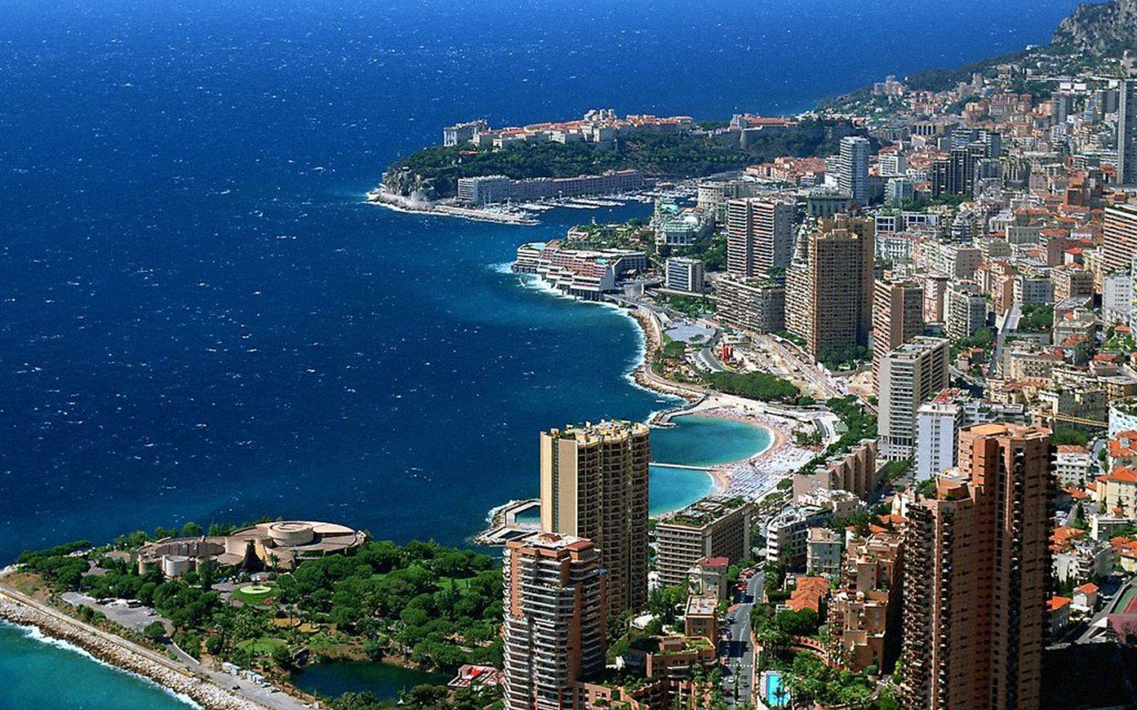 French Riviera wallpapers