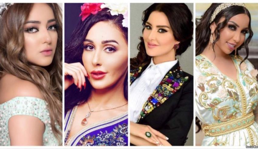 فنانات مغربيات متالقات في سماء الخليج