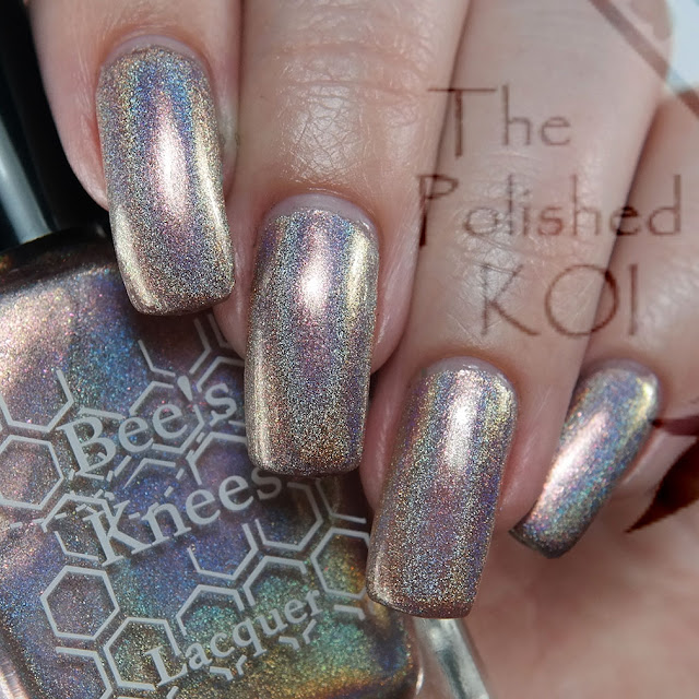 Bee's Knees Lacquer The Mittengard Wyrm