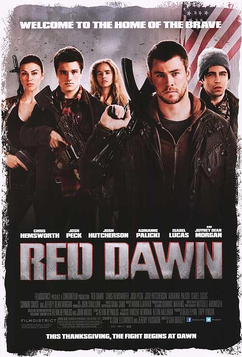 red dawn film