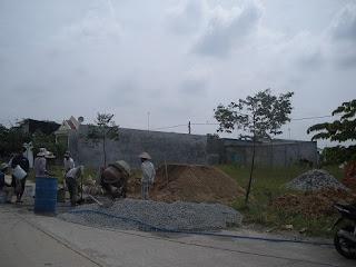 Bán gấp 450m2 đất Bình Dương giá rẻ ngay KCN Mỹ Phước 3