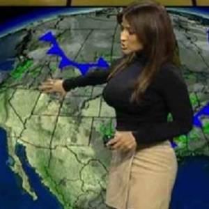 S And W >> Beautiful Girls - Weather News Reporters