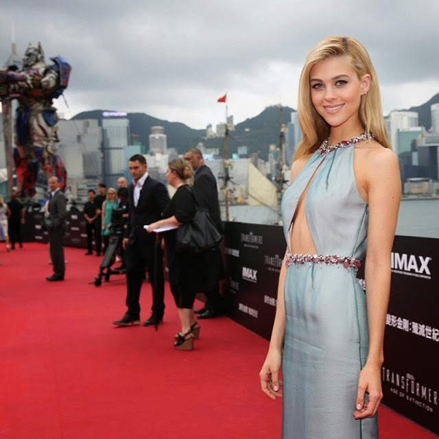 Hong Kong Premiere Of Transformers: Age Of Extinction