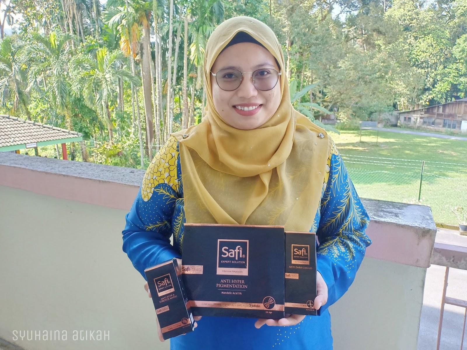PRODUK TERBARU SAFI MALAYSIA,  SAFI EXPERT SOLUTION