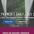 Earn 3% daily with 365coins.org