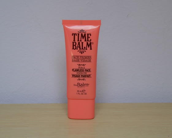 Review: The Balm Time Balm Face Primer
