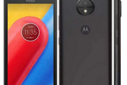 Cara Flashing Firmware Motorola Moto C XT1750 Via SP Flashtool