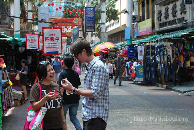 Petaling Street Food Tours