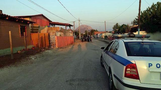 62χρονος Ρομά πέθανε σε αστυνομικό τμήμα - Οι συγγενείς του εκαναν «Ντου» - 9 τραυματίες αστυνομικοί