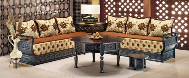 salon marocain design 2014 salon marocain. Black Bedroom Furniture Sets. Home Design Ideas