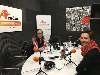 Protocolo en Radio Intereconomía Coruña