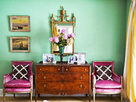 TOP 6 WALL COLORS MATCHING WOODEN FURNITURE!