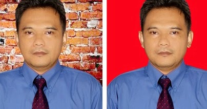 Cara Mengganti Background Dan Edit Pas Foto Menggunakan Photoshop Tutorilio