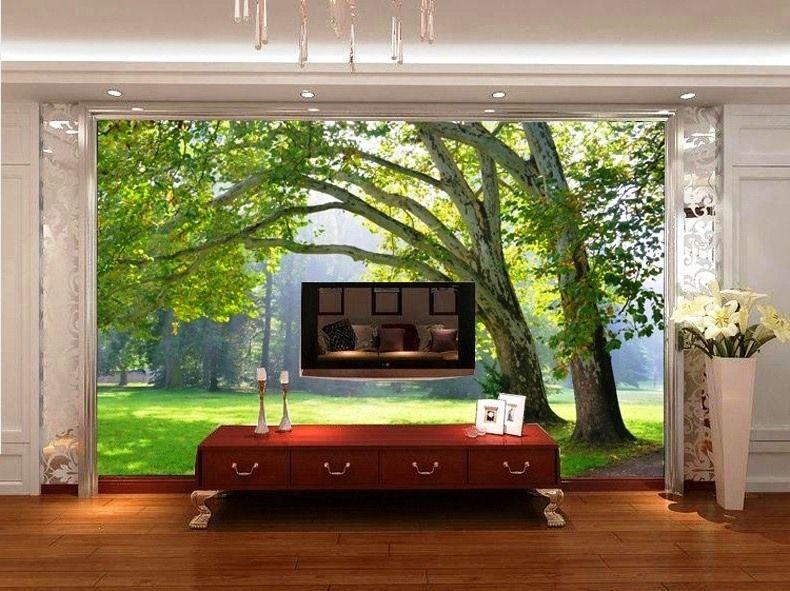 Wallpaper Dinding Ruang Tamu Cantik