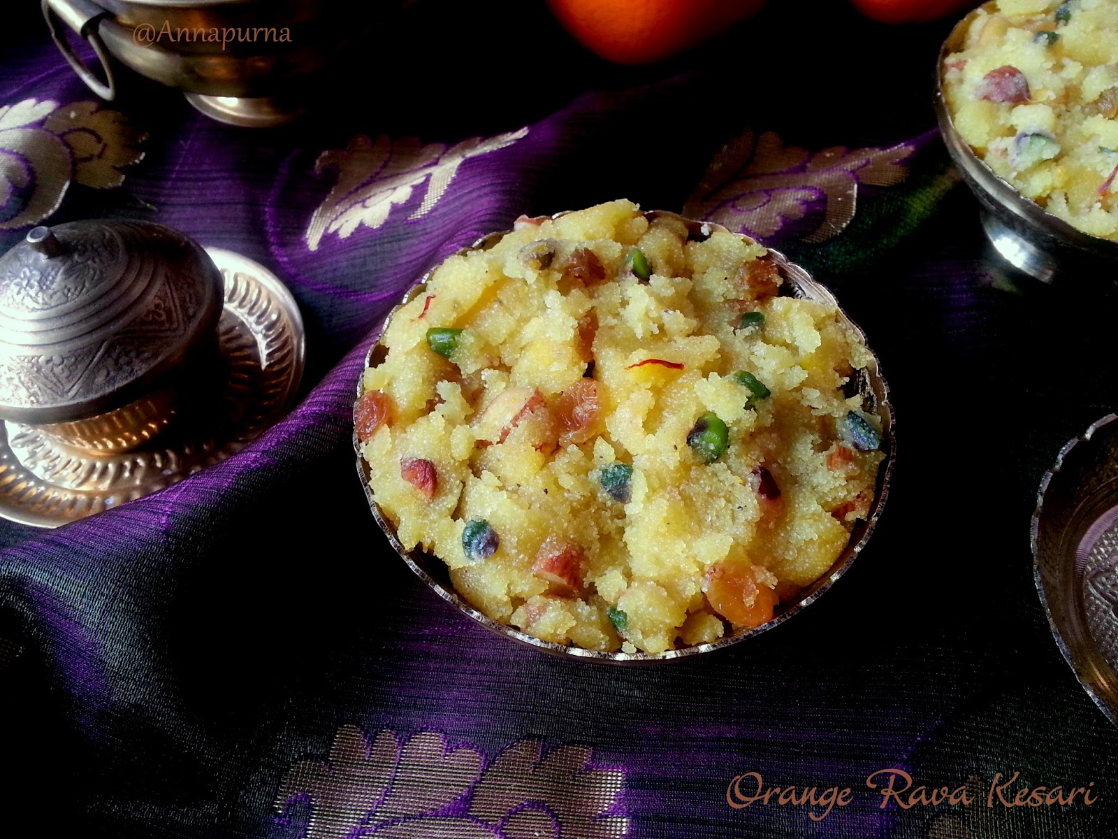 Indian food recipes indian recipes desi food desi recipes in south india it is called kesari bhaat in maharashtra it is known as sheera and in north part of india as suji ka halwa forumfinder Gallery