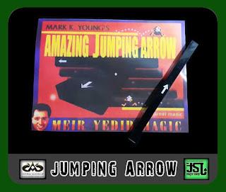toko sulap jogja Jumping Arrow