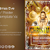 Christmas Eve Party Flyer Templates 2016