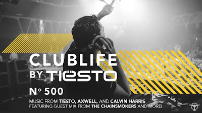 ClubLife by Tiësto Podcast 500