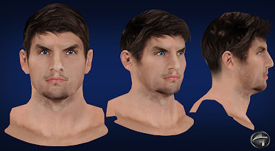 NBA 2K13 Kyle Korver Cyberface Patch