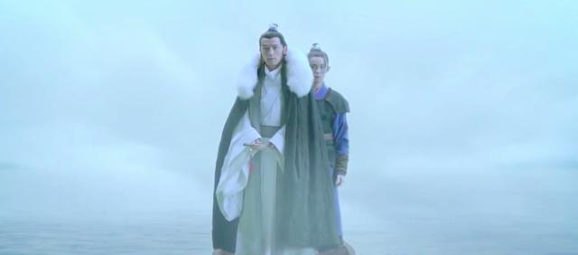 Hu Ge and Wu Lei in ep 1 of popular cdrama Nirvana in Fire