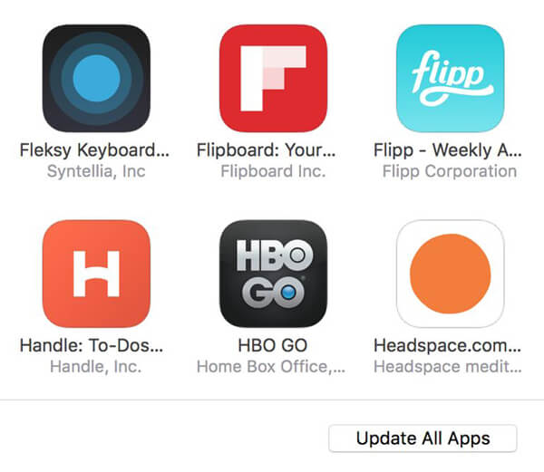Update App Menggunakan iTunes